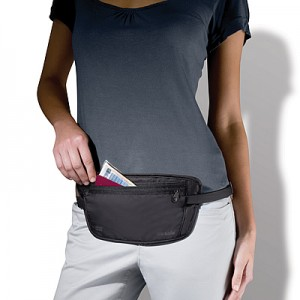 Waist pouch or wallet