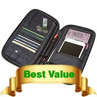 Top 5 Best Travel Document Holders 2018 Passport Wallets