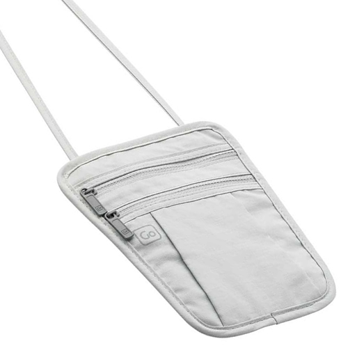 Go Travel Neck Wallet Pouch