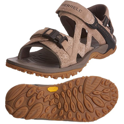 948d308b7 Merrell Kahuna Men s Walking Sandals