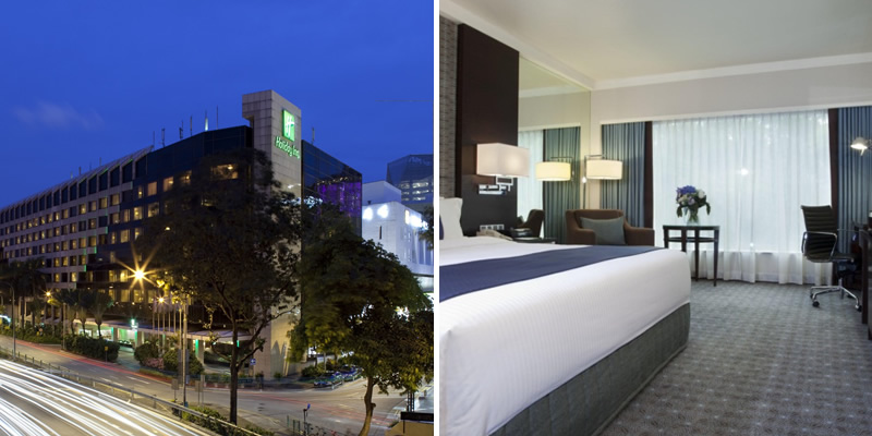 Holiday Inn Orchard Road Singapore