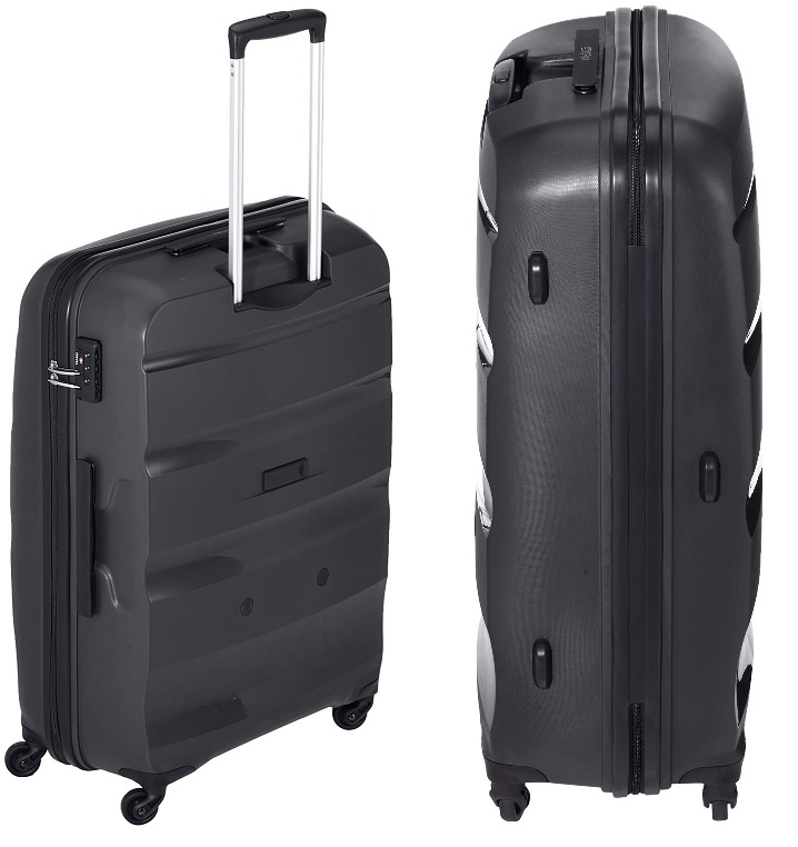 American Tourister Bon Air Spinner Luggage Review | Stylish