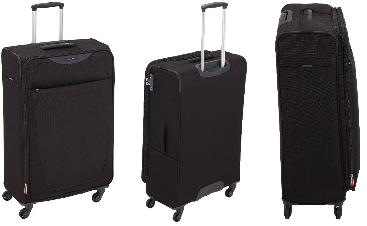 Samsonite Base Hits Spinner Luggage Review