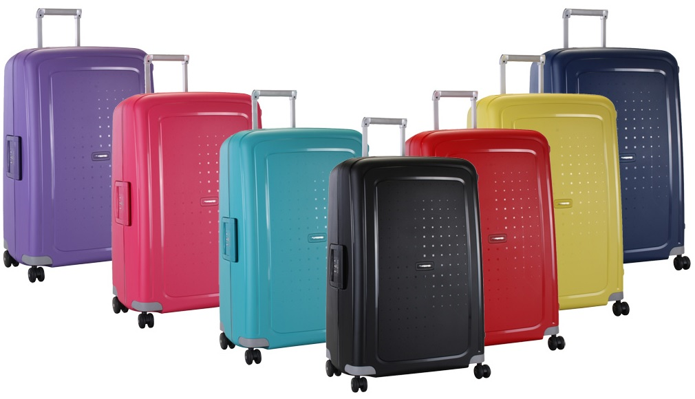 Samsonite S'Cure Spinner Luggage Review