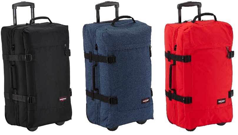 Eastpak Tranverz Suitcase Review