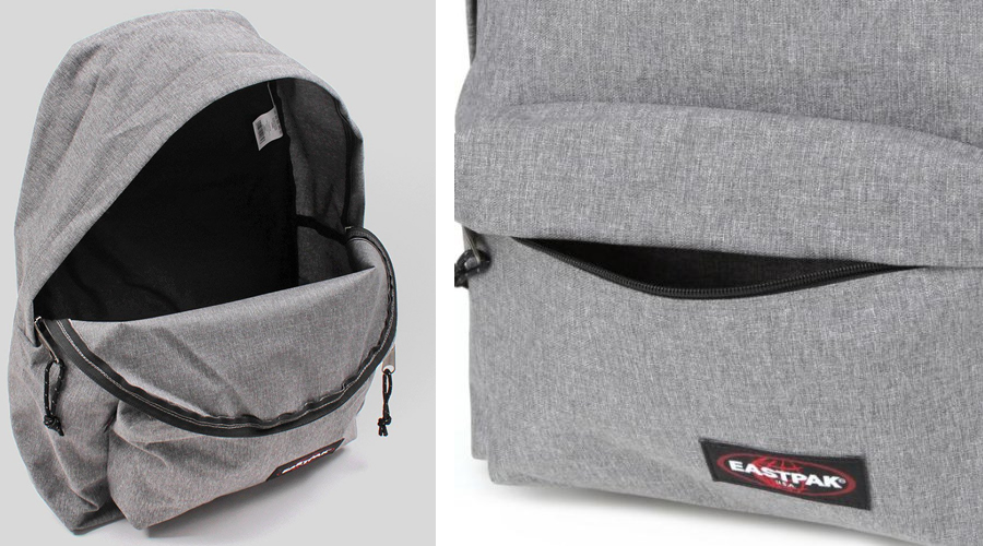 Eastpak Padded Pak'R Backpack Compartments
