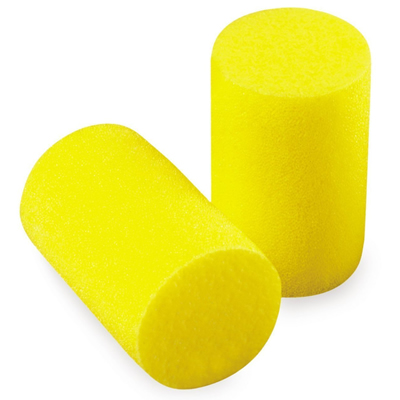 3M E-A-R Classic Foam Earplugs For Sleeping