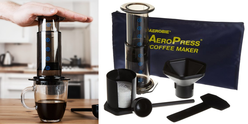 Aerobie AeroPress Coffee Maker Reviewed