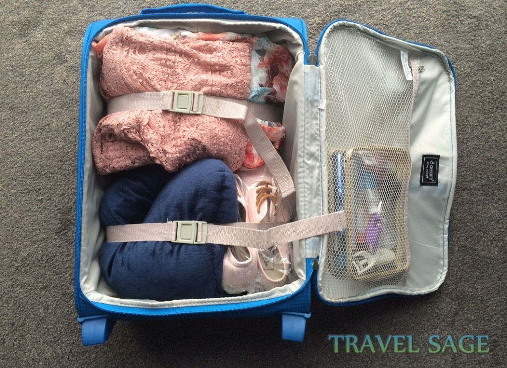 Aerolite Lightweight Suitcase Luggage Review