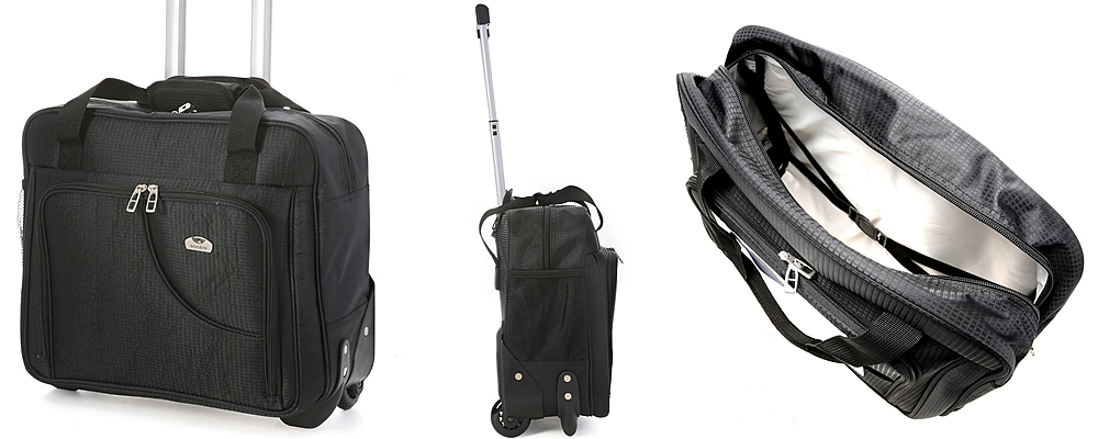 Aerolite Wheeled Briefcase