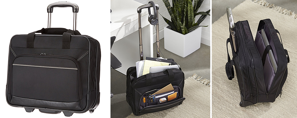 Amazonbasics Roller Bag