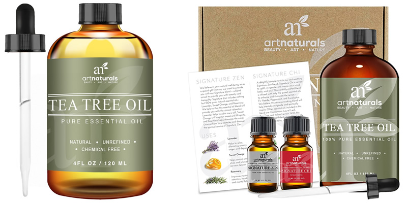 Art Naturals Pure Tea Tree Essential Oil
