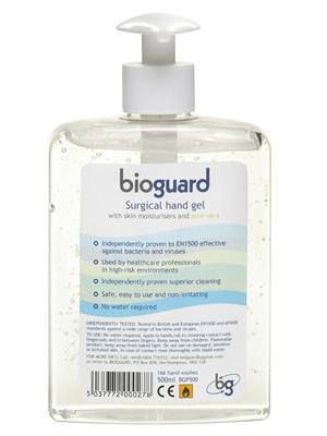 Bioguard Surgical Hand Gel