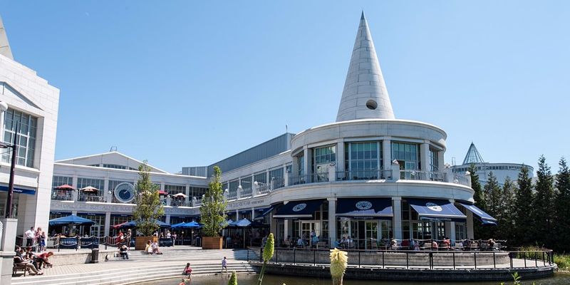 Bluewater Shopping Centre, Kent, England