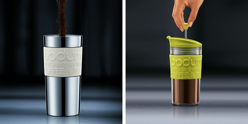 Bodum Travel Coffee Press Reviewed