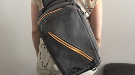 Cabin Max Oxford Stowaway Bag Review