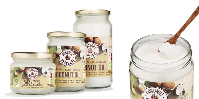 Coconut Merchant Organic Extra Virgin Coconut Oil