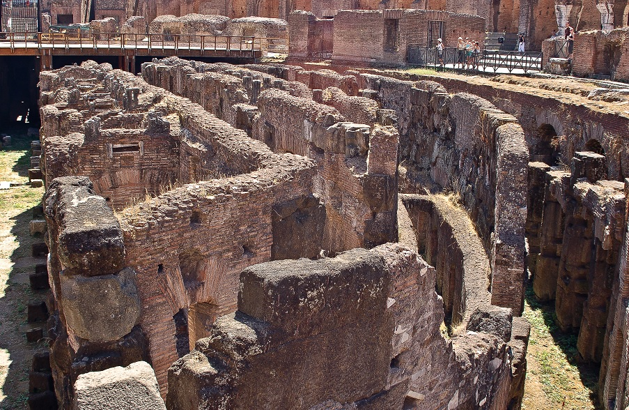 The Colosseum Hypogeum