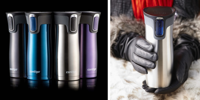 Contigo Autoseal West Loop Stainless Steel Travel Coffee Mug Review