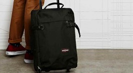 Eastpak Tranverz Suitcase Luggage Review