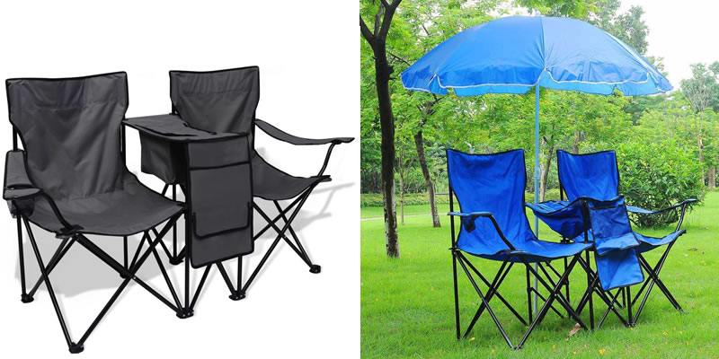 Generic Double Seater Camping Chair