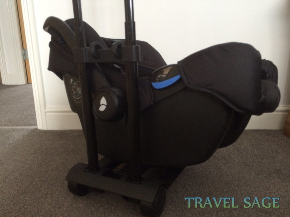 Go Travel Luggage Trolley Review
