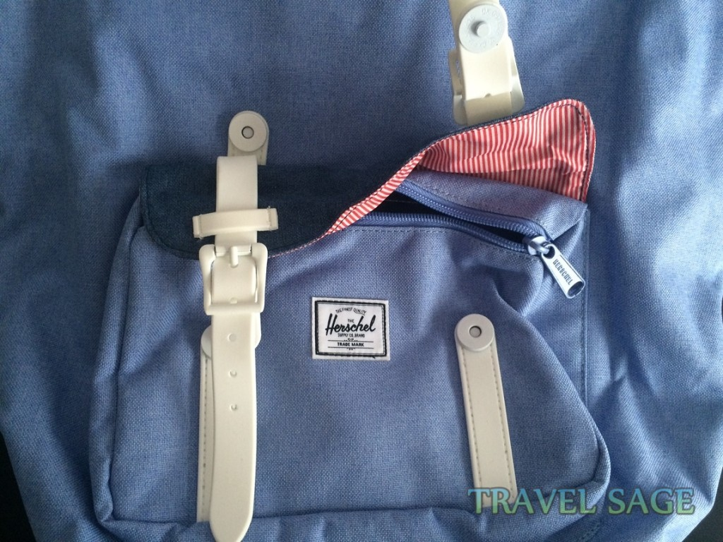 Herschel Little America Casual Daypack Backpack Review