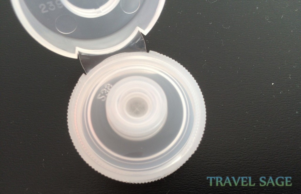 Humangear GoToob Silicone Travel Bottles Review
