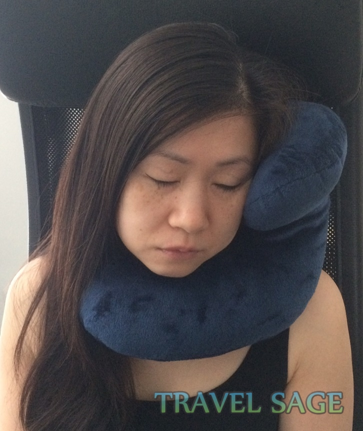 Kuhi Comfort Travel Pillow Uk