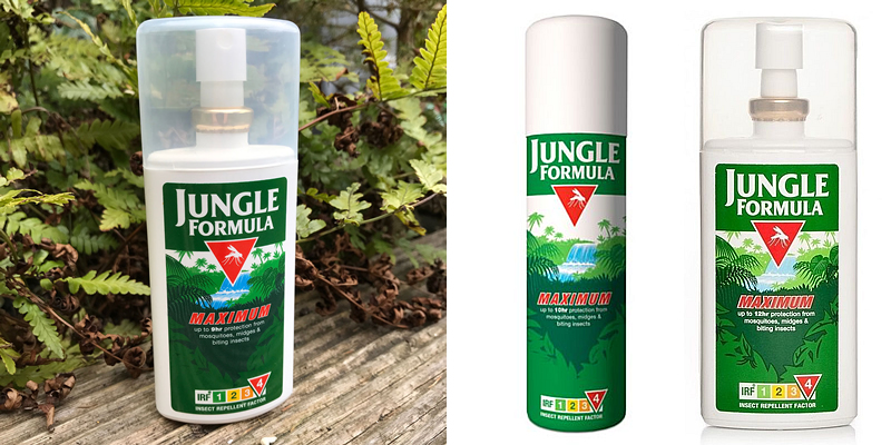Jungle Formula Maximum Mosquito Repellent Spray Review