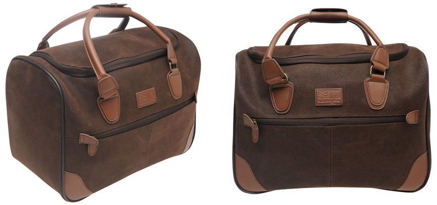 Kangol Small Overnight Holdall Bag