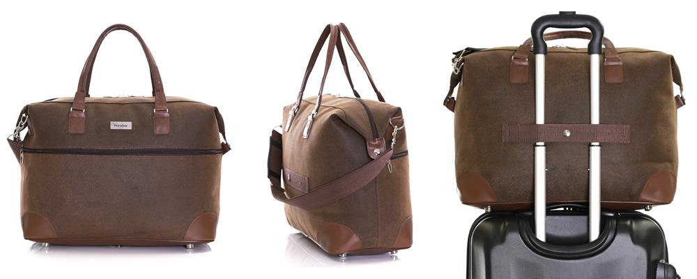 Karabar Cabin Approved Overnight Bag