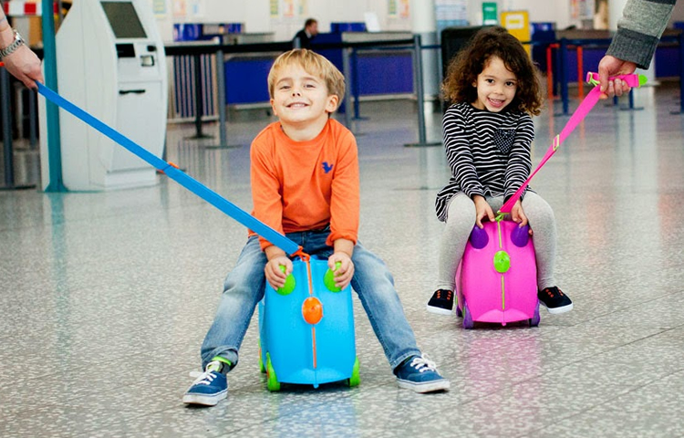 Top 5 Best Kids Suitcases