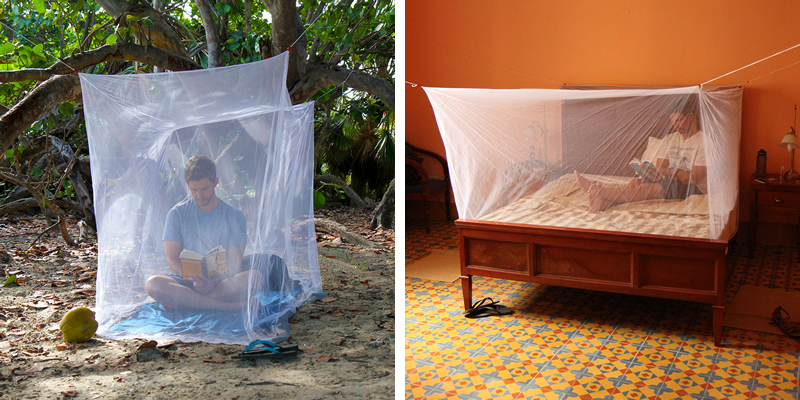 Lifesystems BoxNet Single & Double Mosquito Net Review