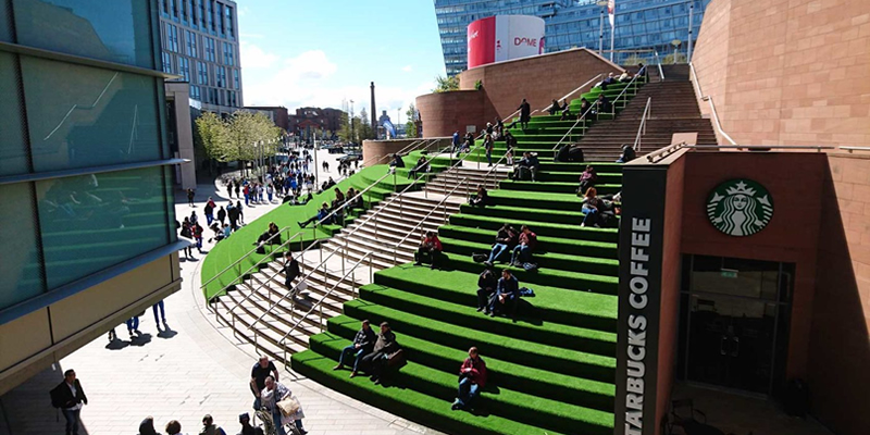 Liverpool One, England