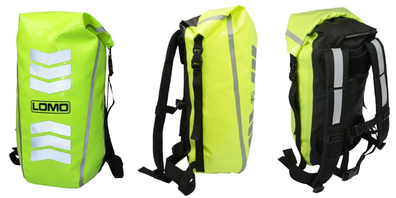 Lomo High Visibility Dry Bag Rucksack