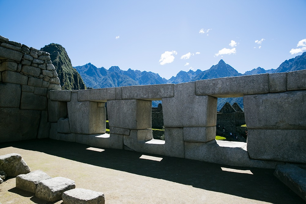 Visit Machu Picchu, the Room With the Three Windows