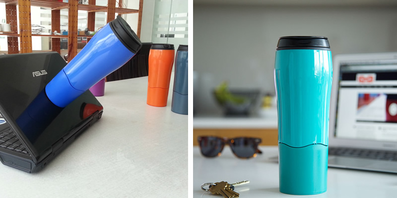 Mighty Mug Go – The Travel Mug That Won't Fall Over Review