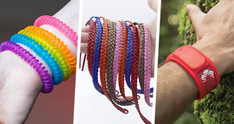 Mosquito Bands and Bracelets