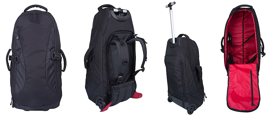 Mountain Warehouse Voyager Wheeled Holdall Bag