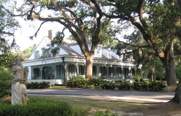 Myrtles Plantation, Los Angeles, USA