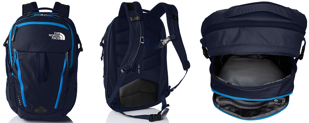 The North Face Surge Hiking Backpack