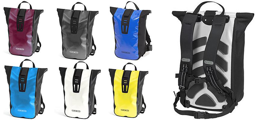 ecd7f38212 Ortlieb Velocity Waterproof Backpack