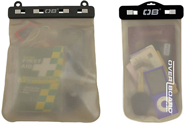 Overboard Frosted Waterproof Phone Pouch