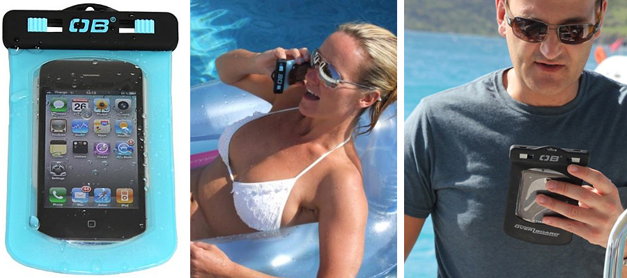 Overboard Window Waterproof Phone Pouch