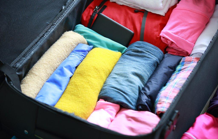 Holiday Packing List - Travel Essentials