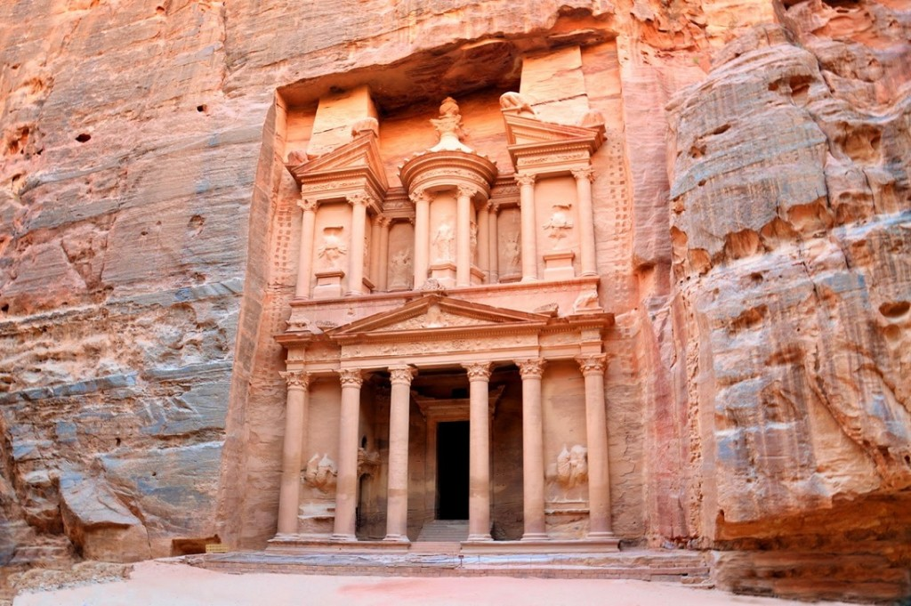 Petra, The Treasury
