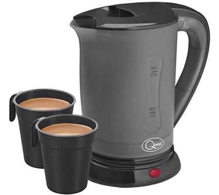 Quest Travel Kettle | 35690