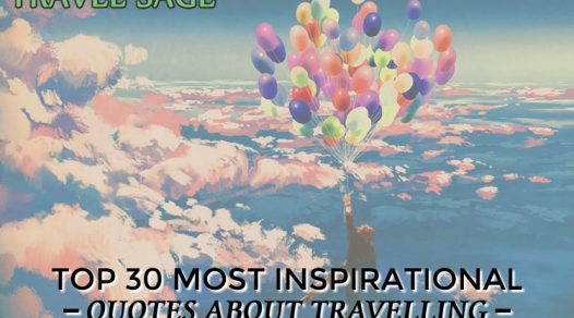 Inspirational Quotes About Travelling