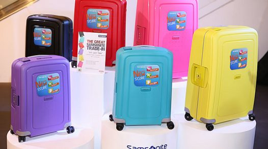 Samsonite Trolley S'Cure Luggage Review